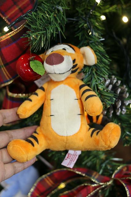 ディズニー クリスマス ミッキー ミニー ブーさん アリエル