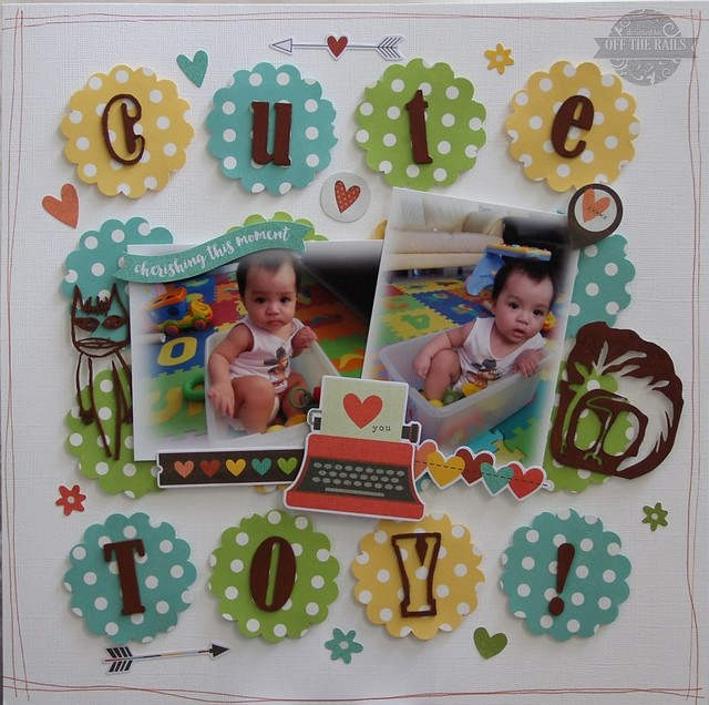 """Cute Toy"" Layout"