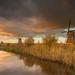 Kinderdijk today. by wimzilver