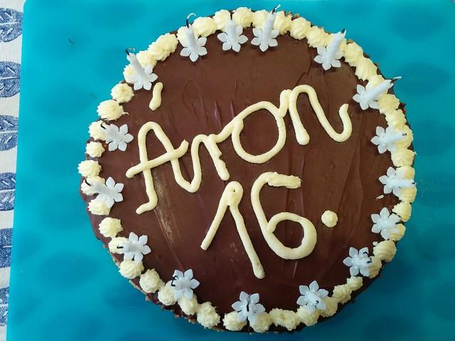 Születésnapi tortám 1