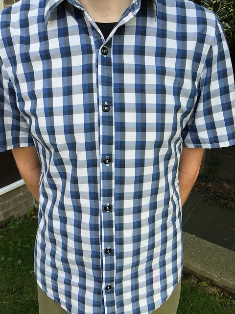 McCalls 6044 Short Sleeved