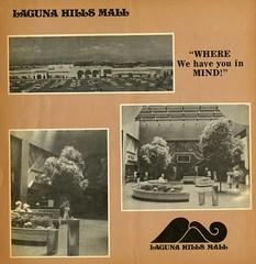 Laguna Hills Mall advertisement, 1970s