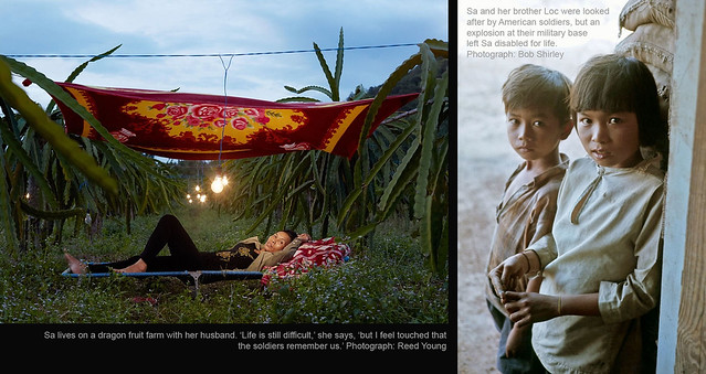 Finding Vietnam's war children – in pictures - SA