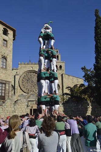 Diada dels Castellers de Sant Cugat