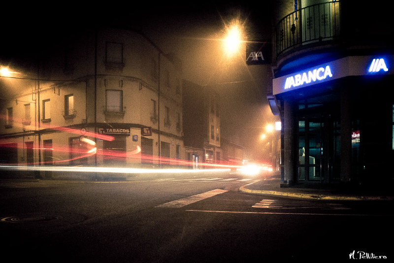 Santa Maria del Páramo: Noche de Niebla - Cirilo Santos