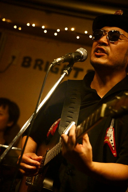 てきさすいーだ blues live at Bright Brown, Tokyo, 15 Nov 2015. 234