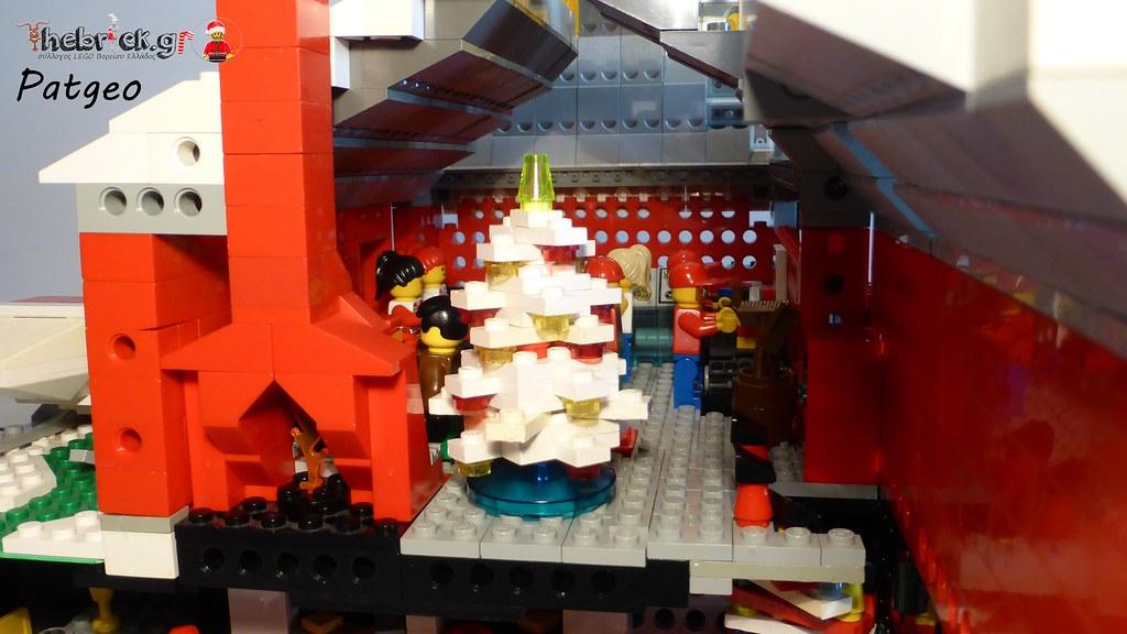 "[BuildtheBrick #2]: ""Santa's Workshop"" 23265706789_3b38f4fb75_b"
