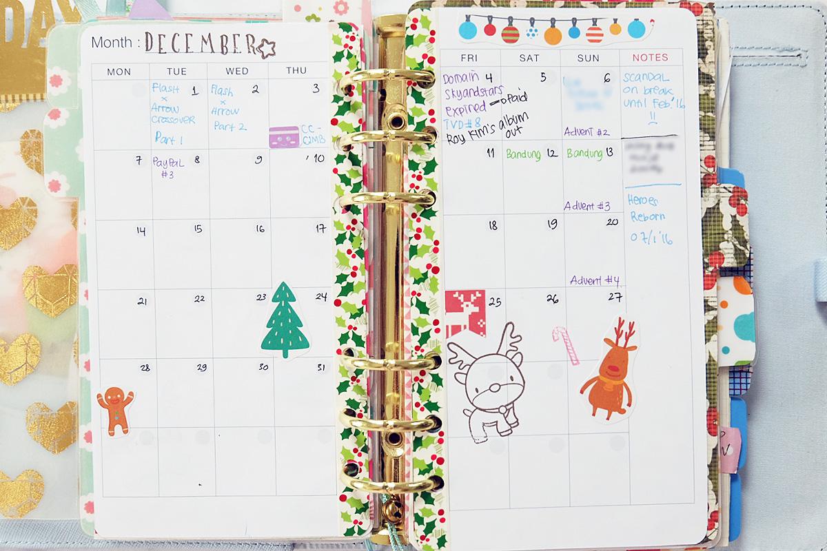 Plan With Me Week 49