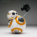 BB-8 Takes a Selfie. by Randy Santa-Ana