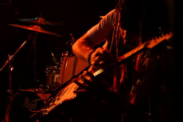 SPUTNIK KOMBINAT live at Adm, Tokyo, 18 Dec 2015. 098