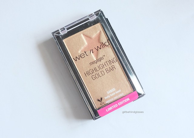 Wet N Wild Megaglo Highlighting Gold Bar
