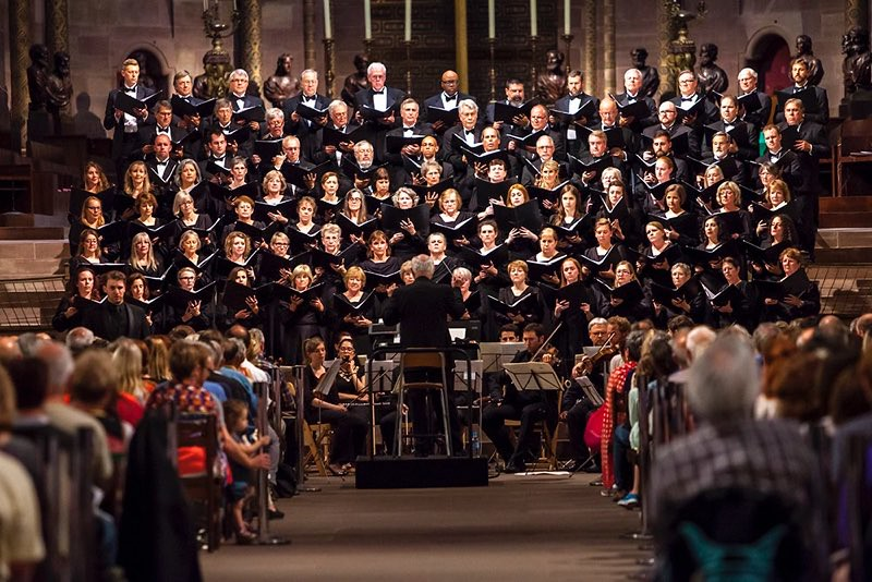Colorado Symphony Chorus 2016 Concert Tour of France and Germany