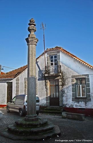 Pelourinho de São Miguel do Outeiro - Portugal