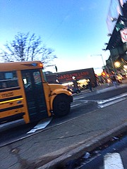 2011 IC CE Maxxforce DT, Consolidated Bus Transit, Bus#11635, Air Brakes, Air Ride, No Radio, No AC. This bus is from The main base im brooklyn