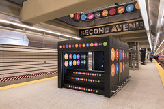 Opening of 96 St/Second Avenue Subway