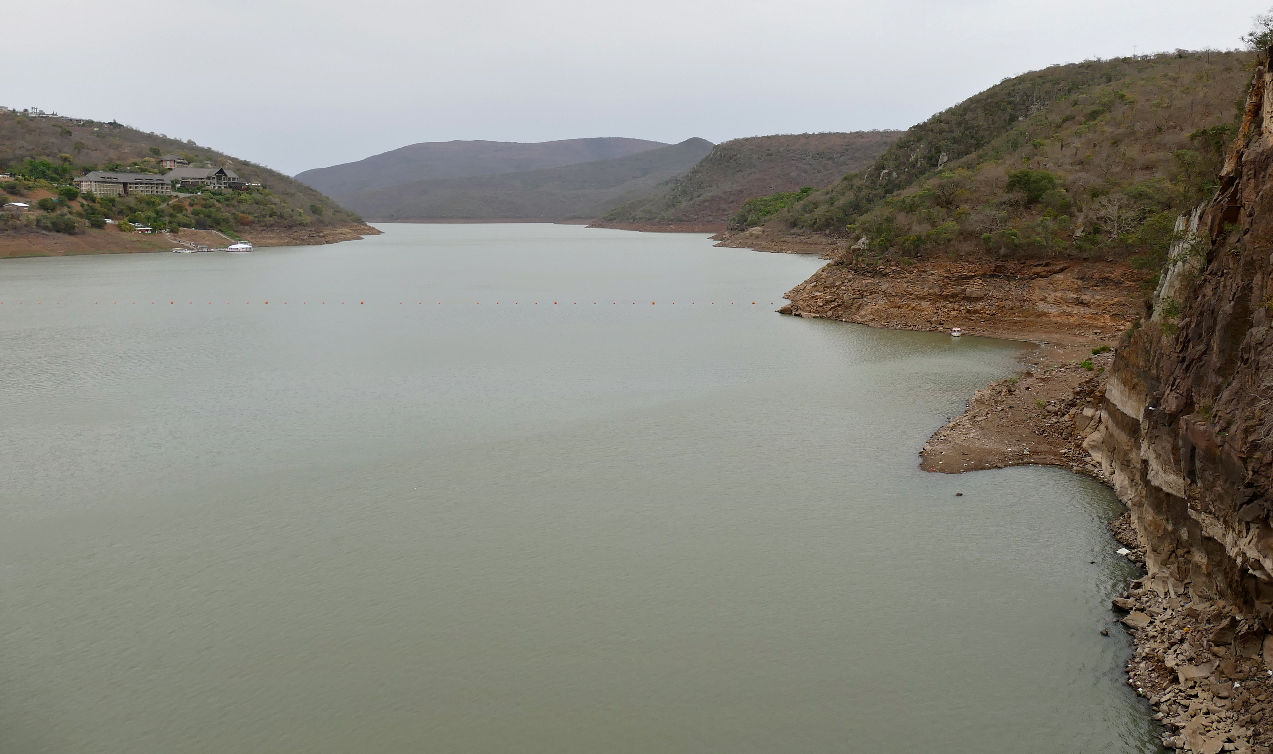 Jozini Lake