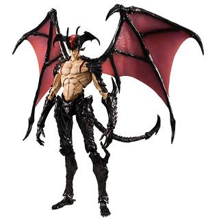 角色設計大師的最終傑作再登場!VARIABLE ACTION HEROES 惡魔人 Ver.Nirasawa 2016(原作配色) デビルマン
