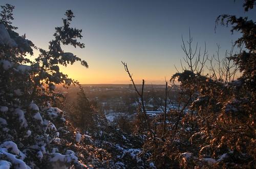 westrock yale newhaven southernconnecticutstateuniversity blizzard snow sunrise winter