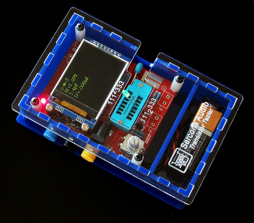 DIY: transistor tester kit (open source)