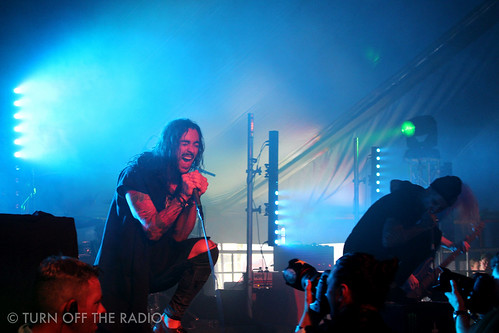 Betraying the Martyrs Live at Hevy Fest 2015