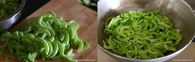 pudalangai -fry