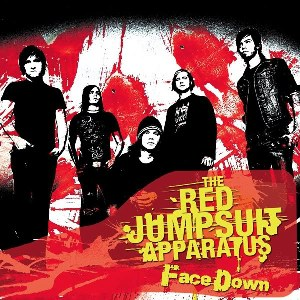 The Red Jumpsuit Apparatus – Face Down