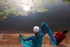 Saris. Gokarna, India
