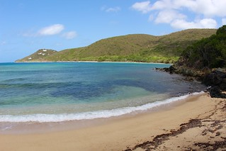 Image of Reef Bay Beach. nps usvi deaftalent deafoutsidetalent deafoutdoortalent