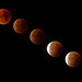 Lunar eclipse 27/09/15 by Jodog13
