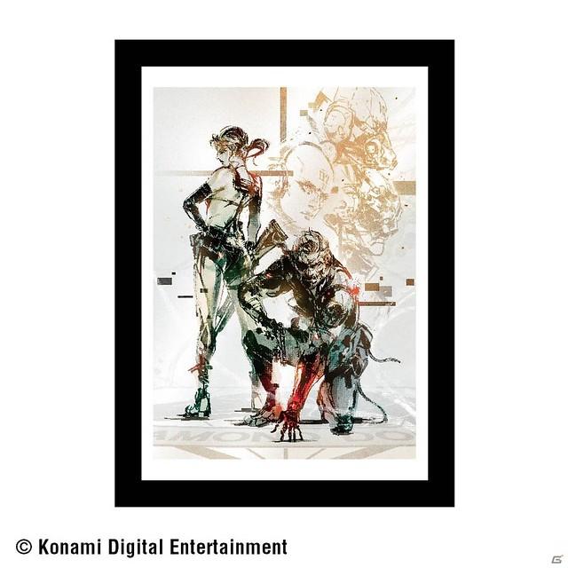 【清晰官圖公開】「Happyくじ」將推出《潛龍諜影:幻痛》主題抽籤服務