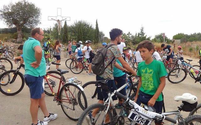 Rutigliano- La sesta edizione di Ri-pedalando pedalando (8)