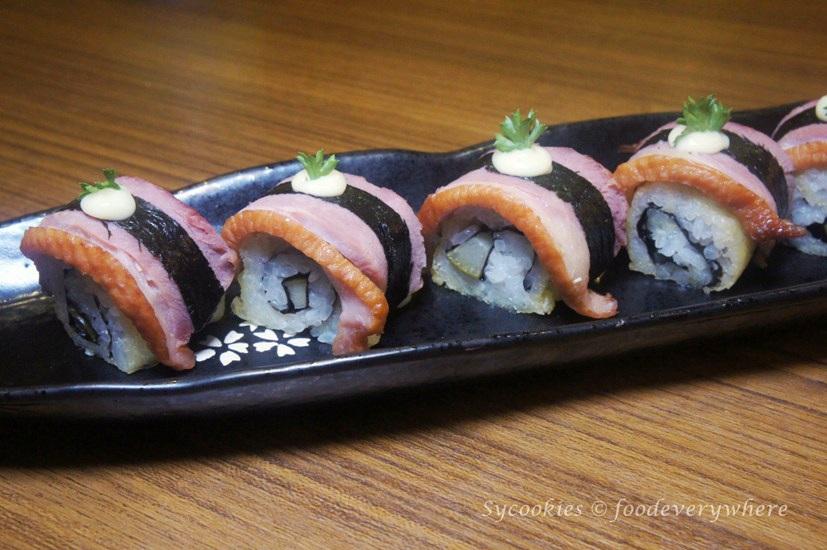 5.Sakae sushi 18 awesome years