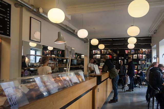 Democratic coffee - Copenhagen, Denmark