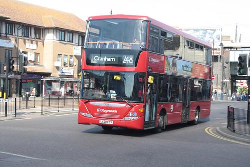 East London 15001 LX58CDV