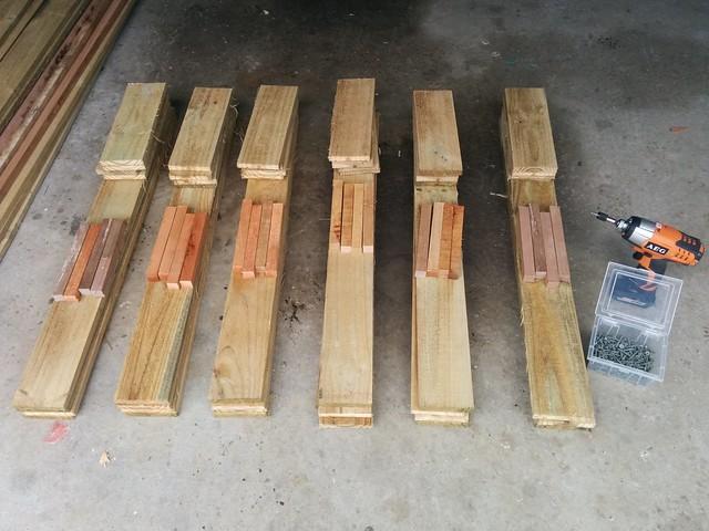 small box parts