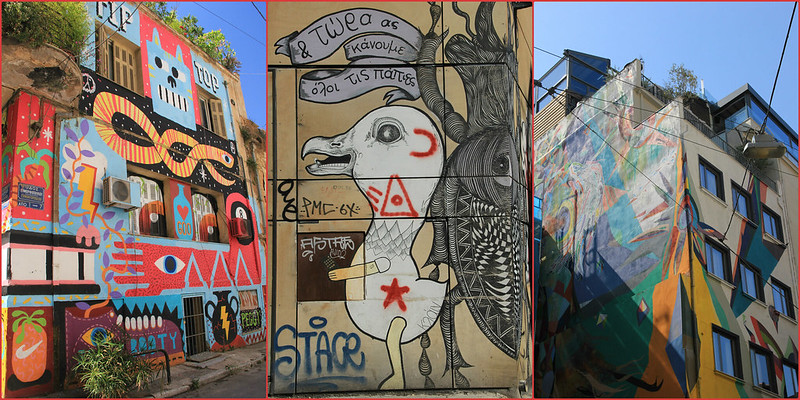 Street Art, Psirri, Athens