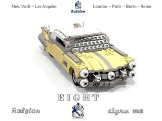 Ralston 1961 Tigre MkIII < E I G H T > Convertible
