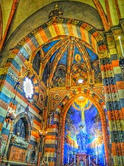 art, basilica, gothic architecture, symmetry, building, cathedral, place of worship, vault, church, byzantine architecture, chapel,