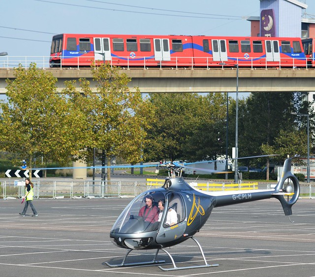G-CPLH Guimbal Cabri (14) @ Excel London 03-10-15