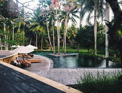 Miss our villa already. #ubud #villa
