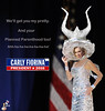 Carly Fiorina and her Tin Foil Hat by The Devils in the Details