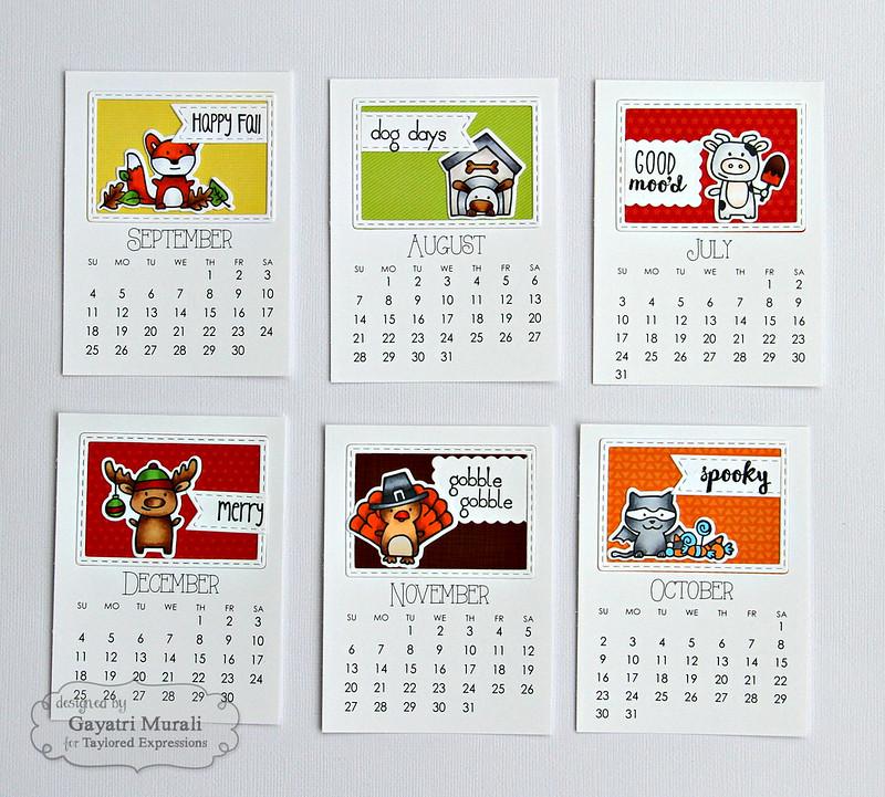 Calendar #21