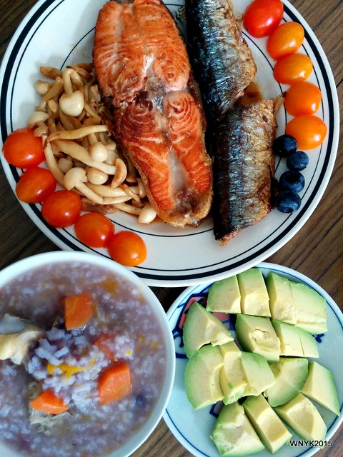 Salmon & Sanma