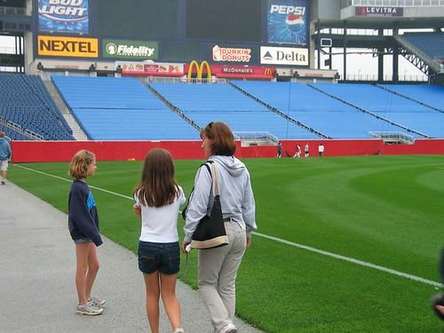 2004 Soccer Clinic