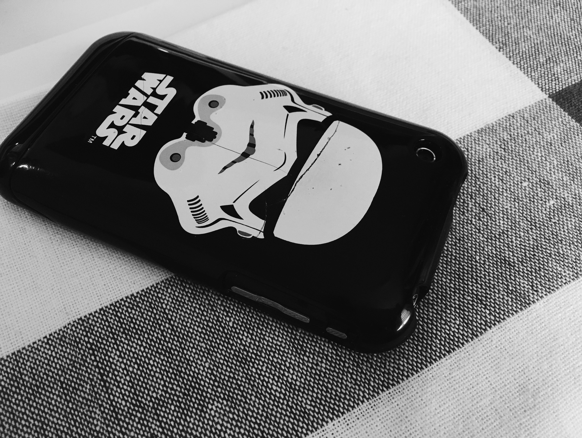 iphone 3gs starwars case