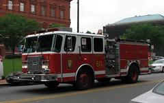 Washington DC Fire Dept - Engine 60