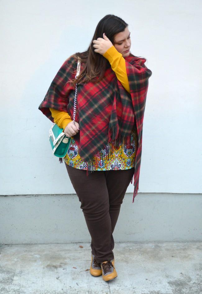 Outfit marrone e senape (9)