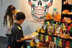 2015 Dia de los Muertos Community Day