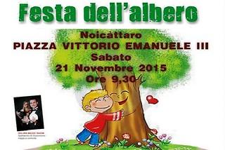Noicattaro. Festa dell'ALbero 2015 front