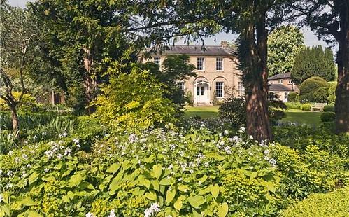 Mill House Great Shelford gardens2
